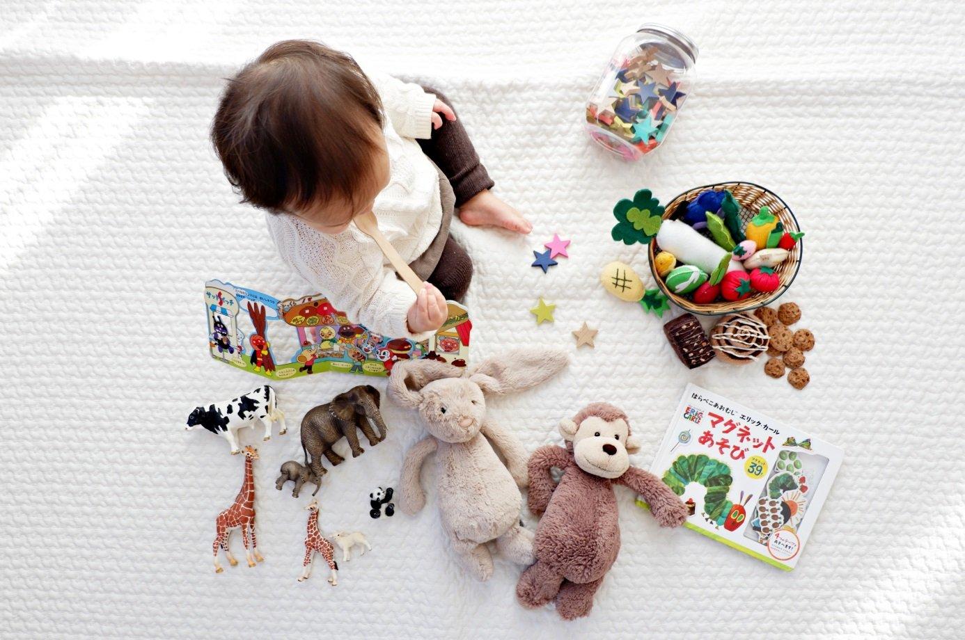 zabawki dla dziecka – akcesoria dla dziecka w Pepco