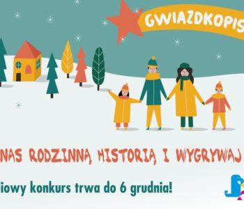 Gwiazdkopisanie - świąteczny konkurs literacko-plastyczny Polskiego Radia Dzieciom