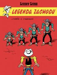 Lucky Luke. Legenda Zachodu, tom 70