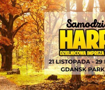 Samodzielny Harpuś - Dzielnicowa impreza na orientację: Park Zaspa