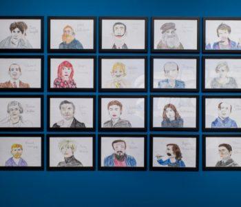 Wystawa online: Co dwie sztuki to nie jedna. Zwiedzanie i warsztaty dla szkół