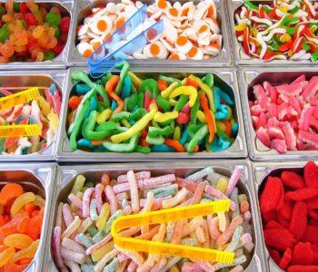 Quiz o słodyczach