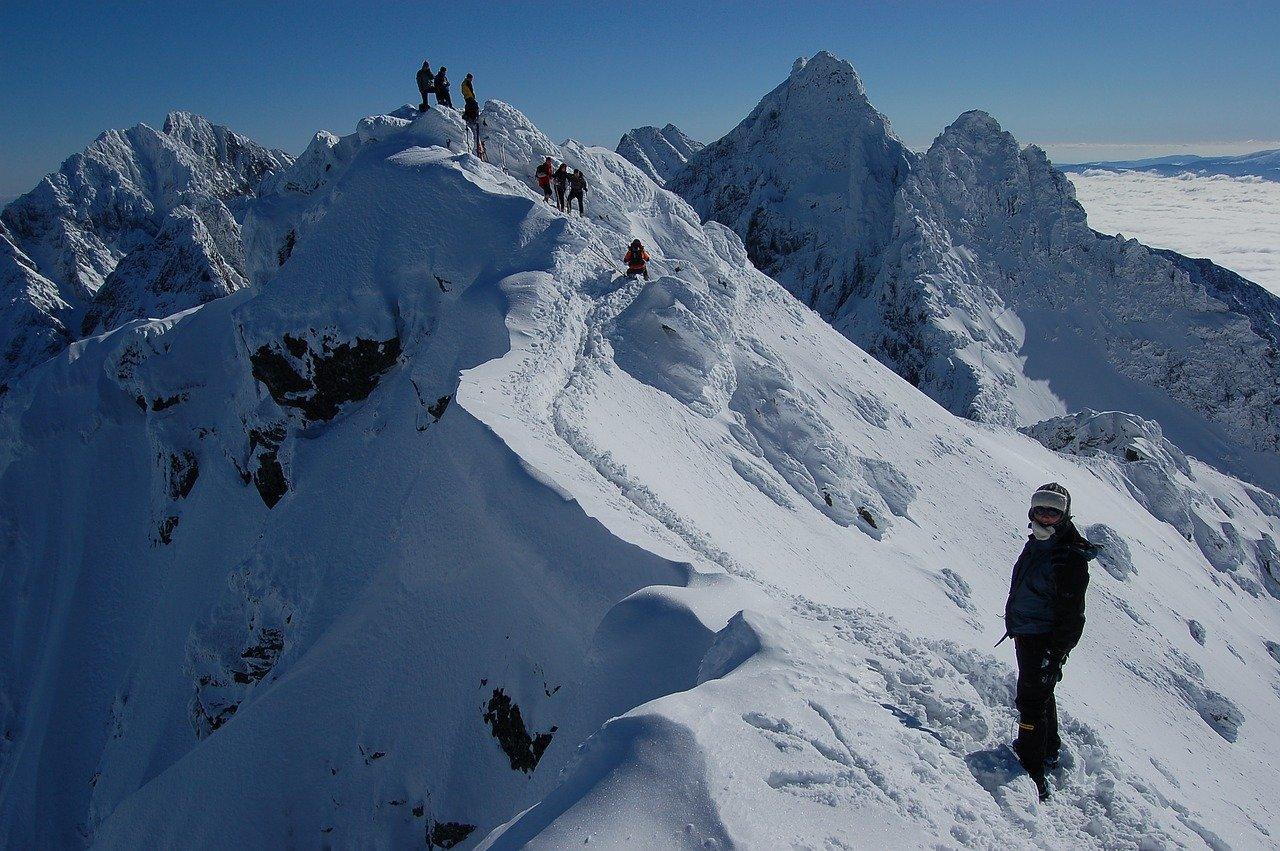 Szczyty górskie w Polsce - quiz