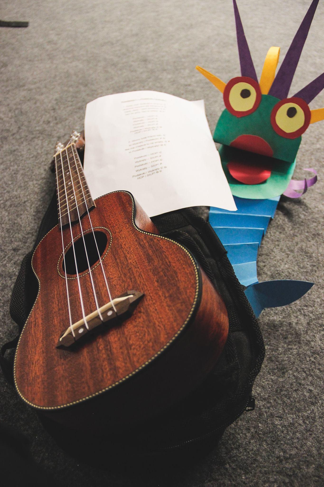 Między dźwiękami - warsztat tworzenia instrumentu