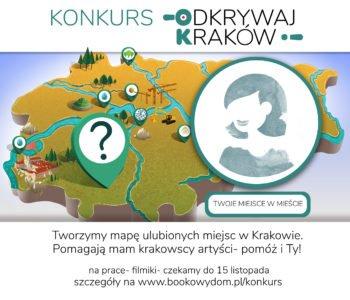 Konkurs Odkrywaj Kraków