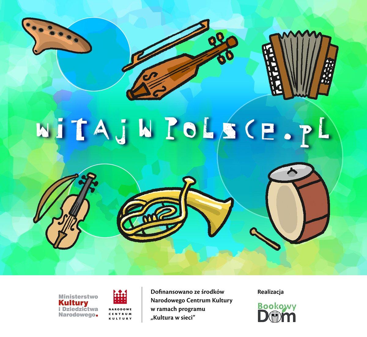 interaktywny przewodnik kulturalny po Polsce
