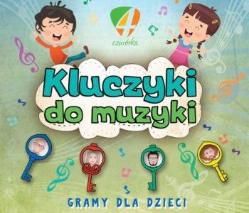 Kluczyki do muzyki recenzja płyty dla dzieci, opinie o płytach