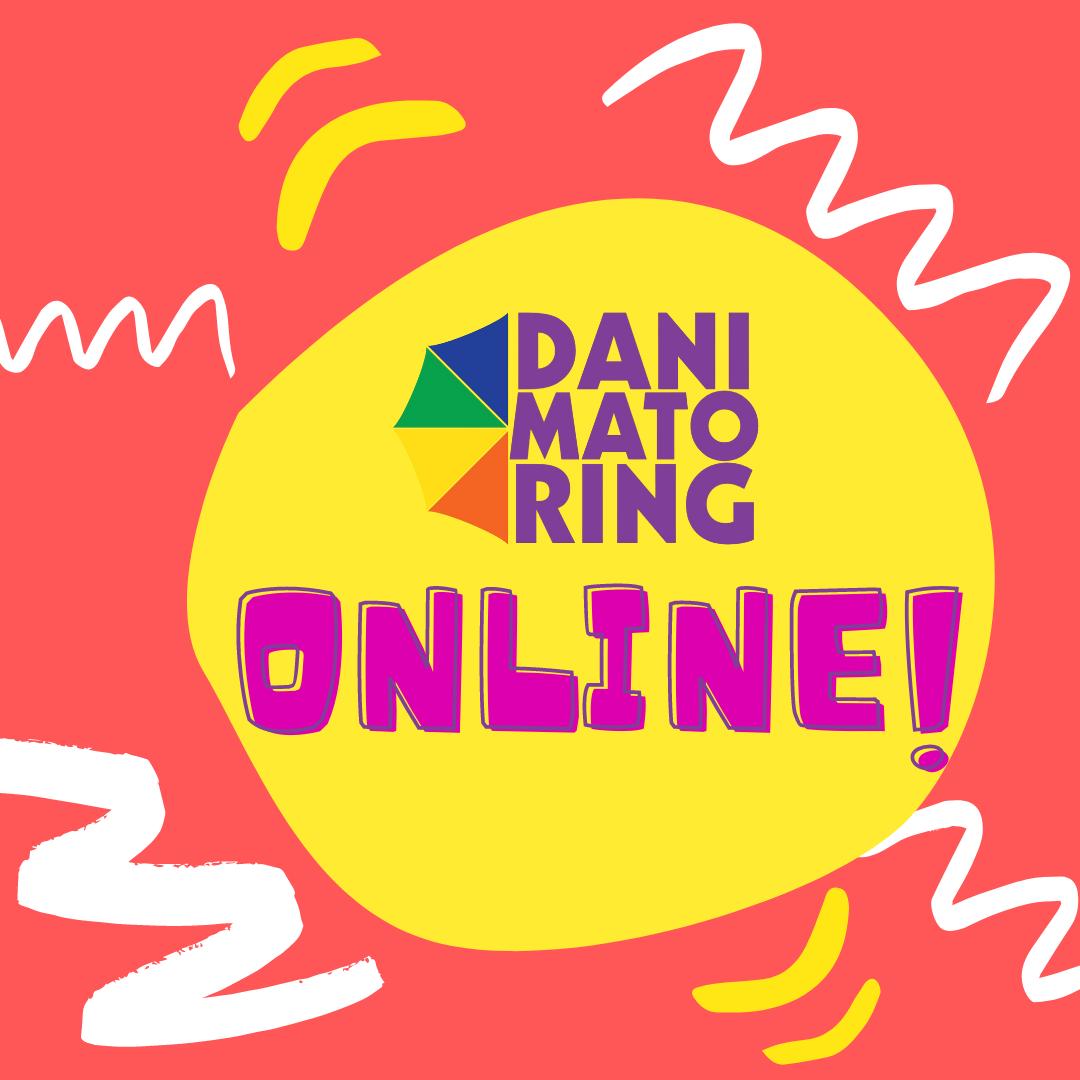 Danimatoring ONLINE! - darmowe warsztaty dla maluchów i starszaków