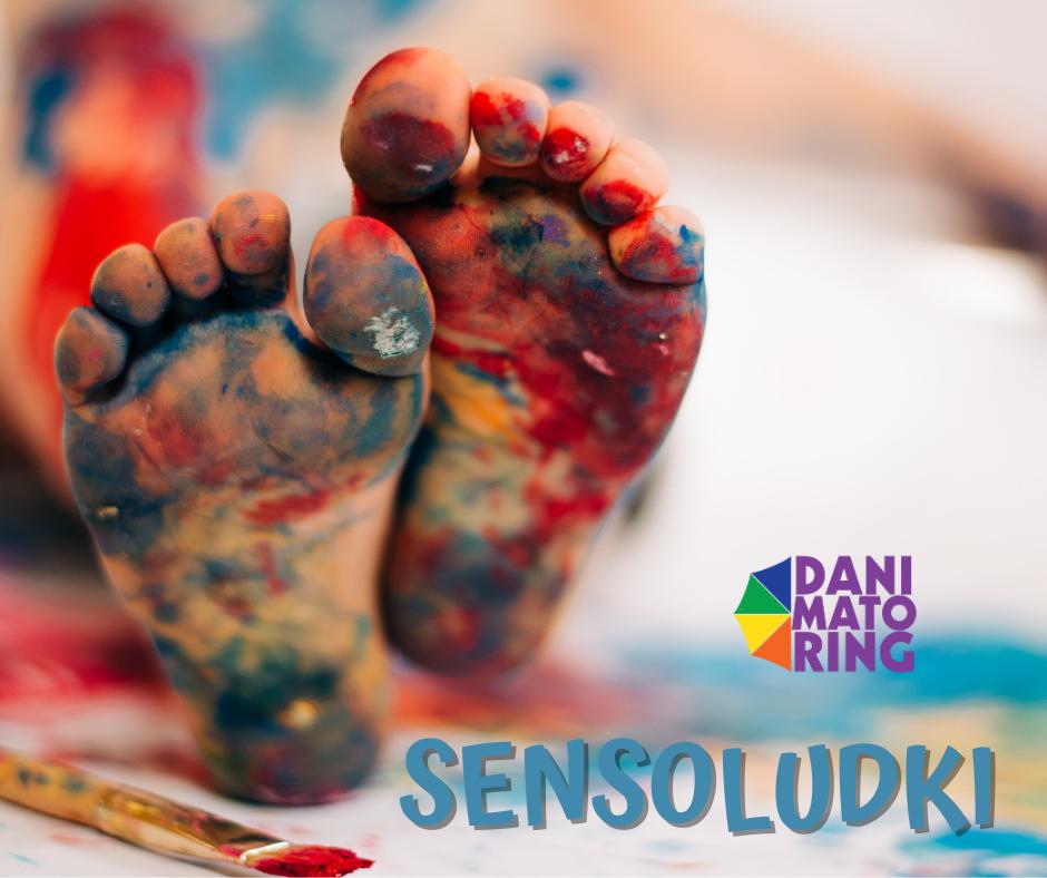 Sensoludki - warsztaty rozwojowe dla maluchów