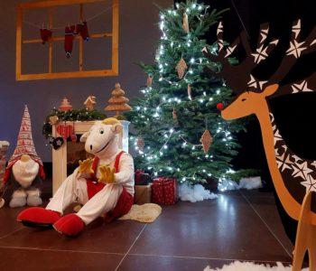 Konkurs rodzinny: Kartka Bożonarodzeniowa
