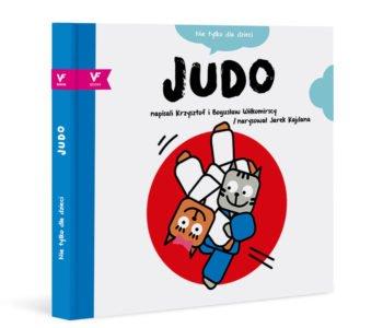 Książka JUDO – nie tylko dla dzieci