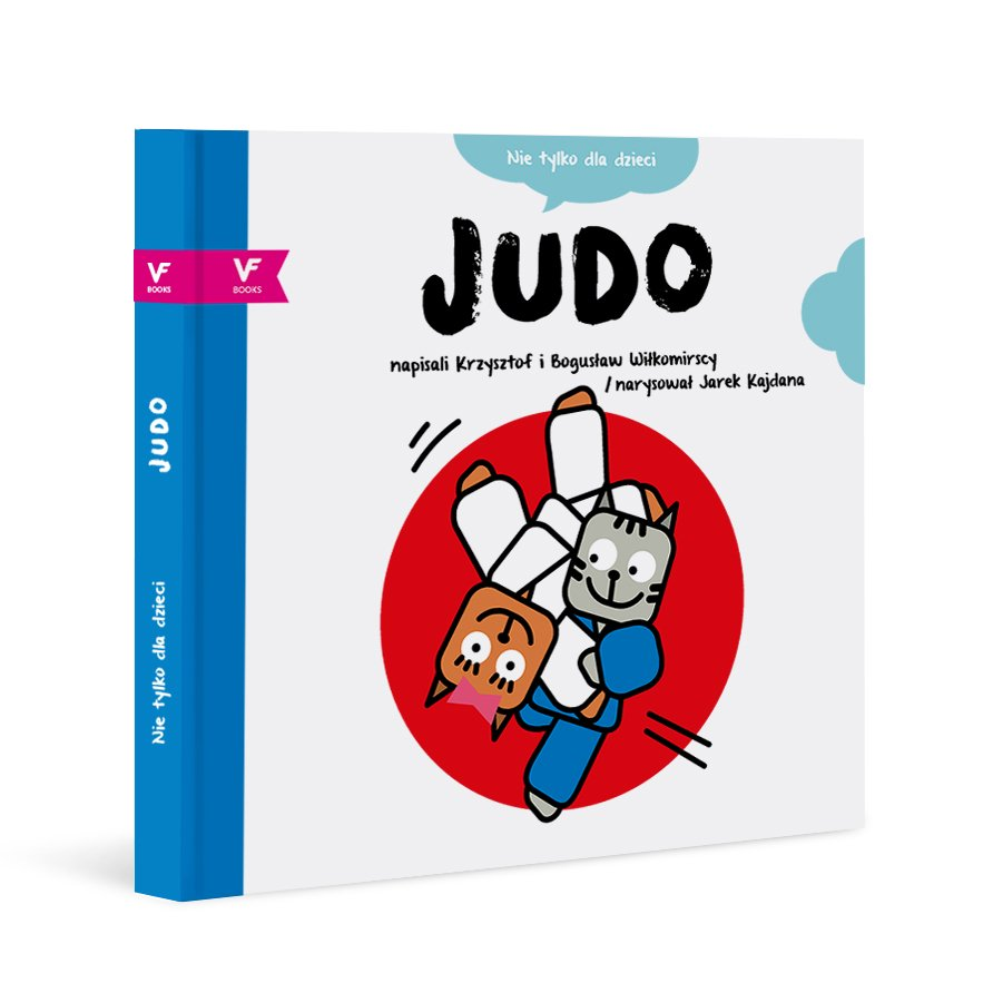 Książka JUDO - nie tylko dla dzieci