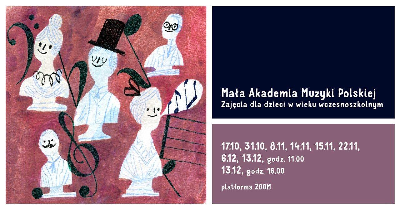 Spotkajmy się w Małej Akademii Muzyki Polskiej!