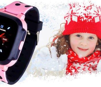 Idealny prezent dla dziecka? Smartwatch od Garett!