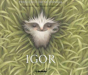 Igor – książka dla dzieci