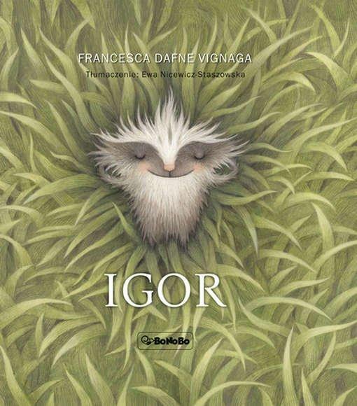 Igor - książka dla dzieci