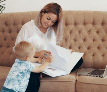 Zrozumieć kilkulatka – organizacja pracy zdalnej w towarzystwie dziecka