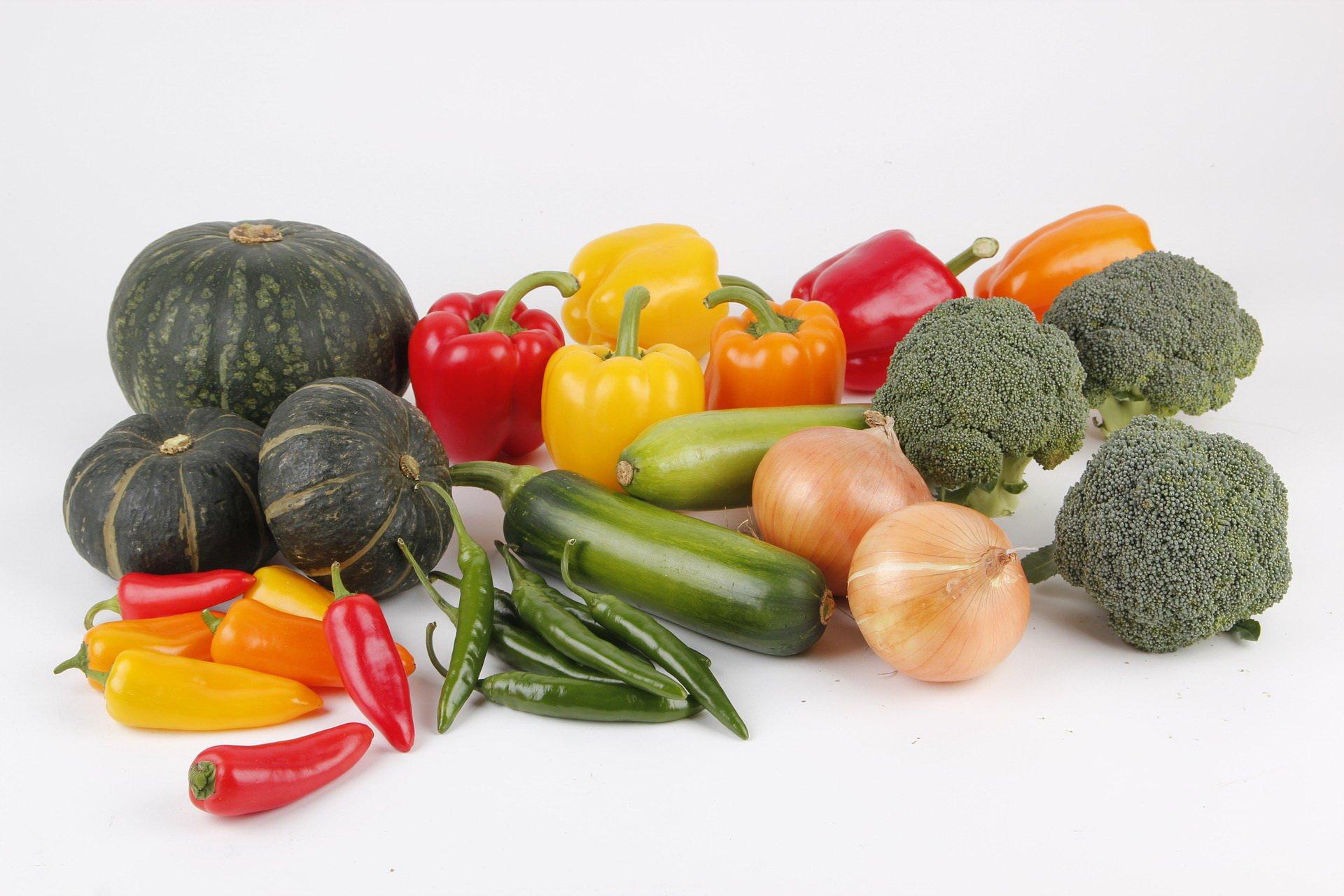 Quiz o warzywach dla dzieci, darmowe quizy dla dzieci z odpowiedziami