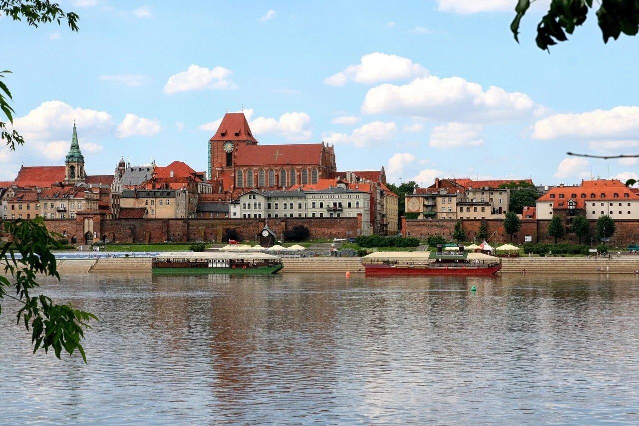 Polskie rzeki - quiz