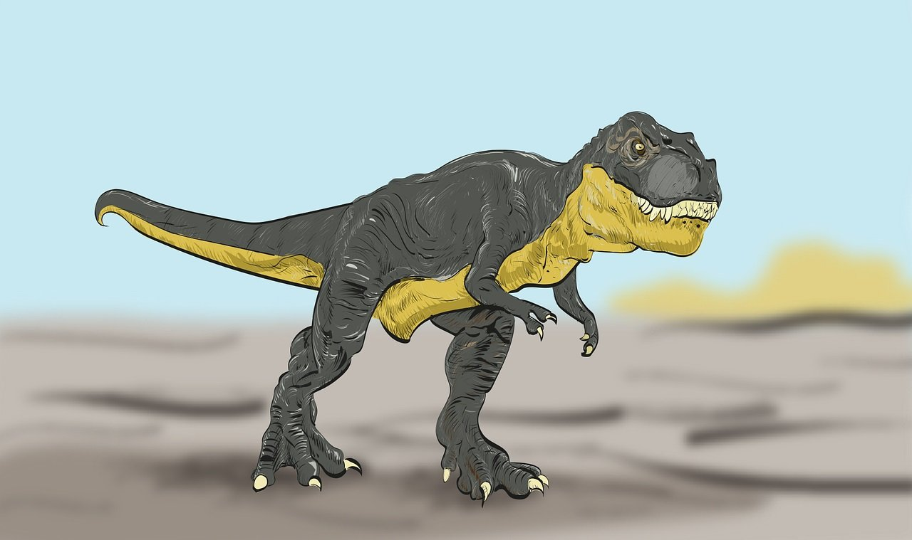 Dinozaury - quiz