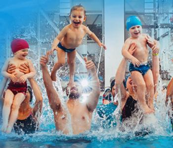 Promocja na kurs pływania dla dzieci - BLACK WEEKEND