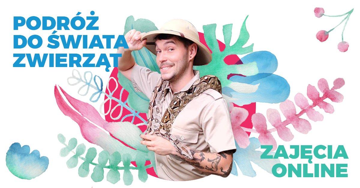 Mikołajkowe warsztaty ze zwierzętami - Węże i Ognista Gwatemala