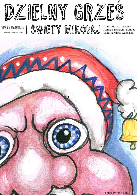 Teatr Barnaby: Dzielny Grześ i Święty Mikołaj