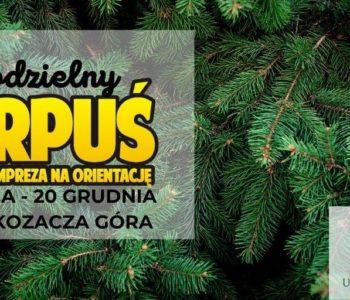 Samodzielny Harpuś - Dzielnicowa impreza na orientację: Kozacza Góra