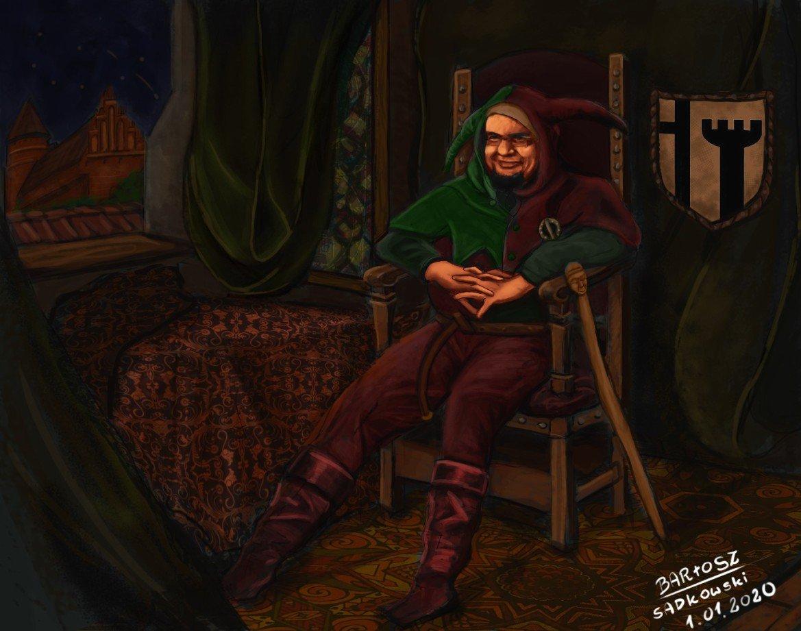 Średniowieczne usypianki w interpretacji Błazna Jajosza
