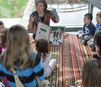 Magiczny dywan – zajęcia dla dzieci online