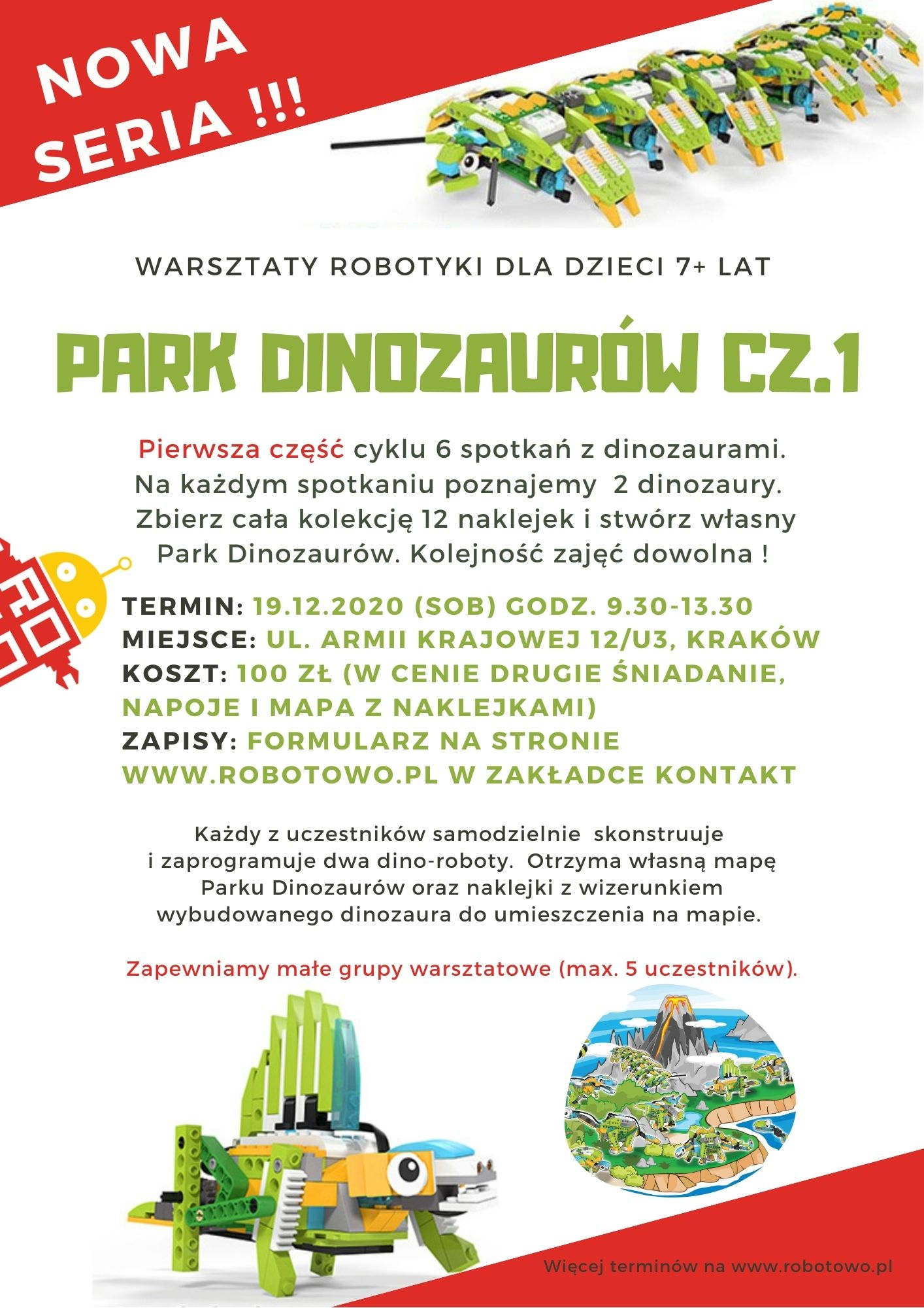 event dino 1 nowy