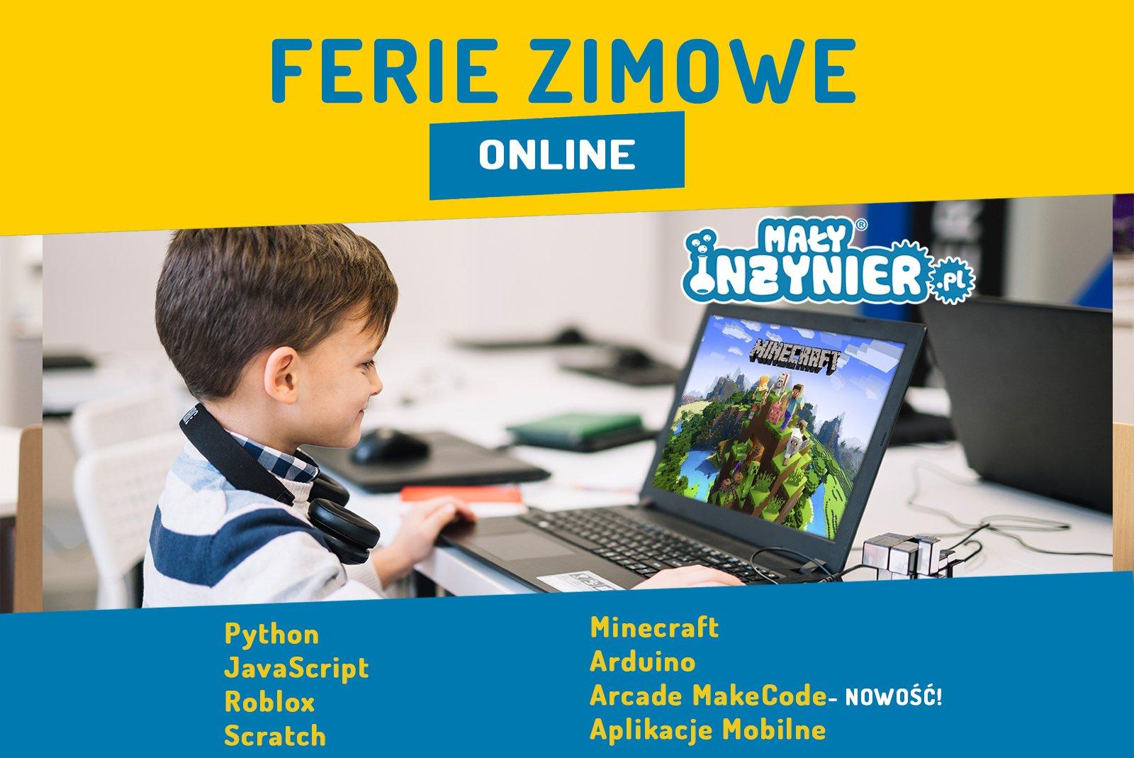Ferie online z programowaniem