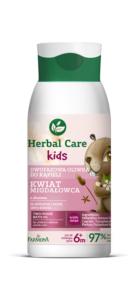 Herbal Car Kids – Kwiat migdalowca, dwufazowa oliwka do kąpieli 300 ml