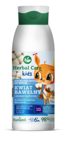 Herbal Car Kids – Kwiat BawełnyWIEWIOR