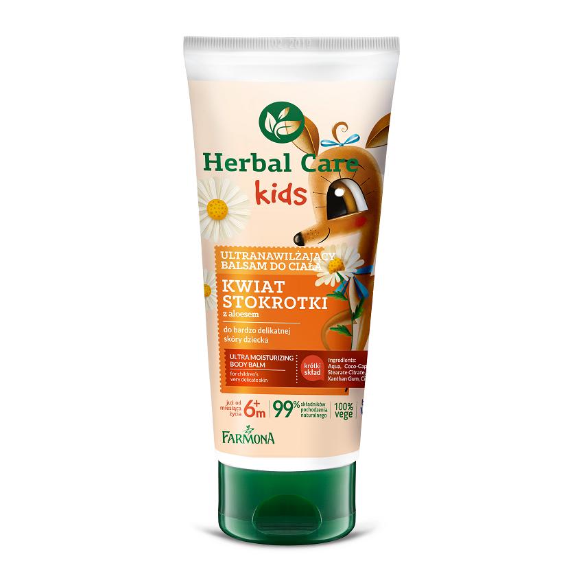 Herbal Car Kids – Kwiat stokrotki