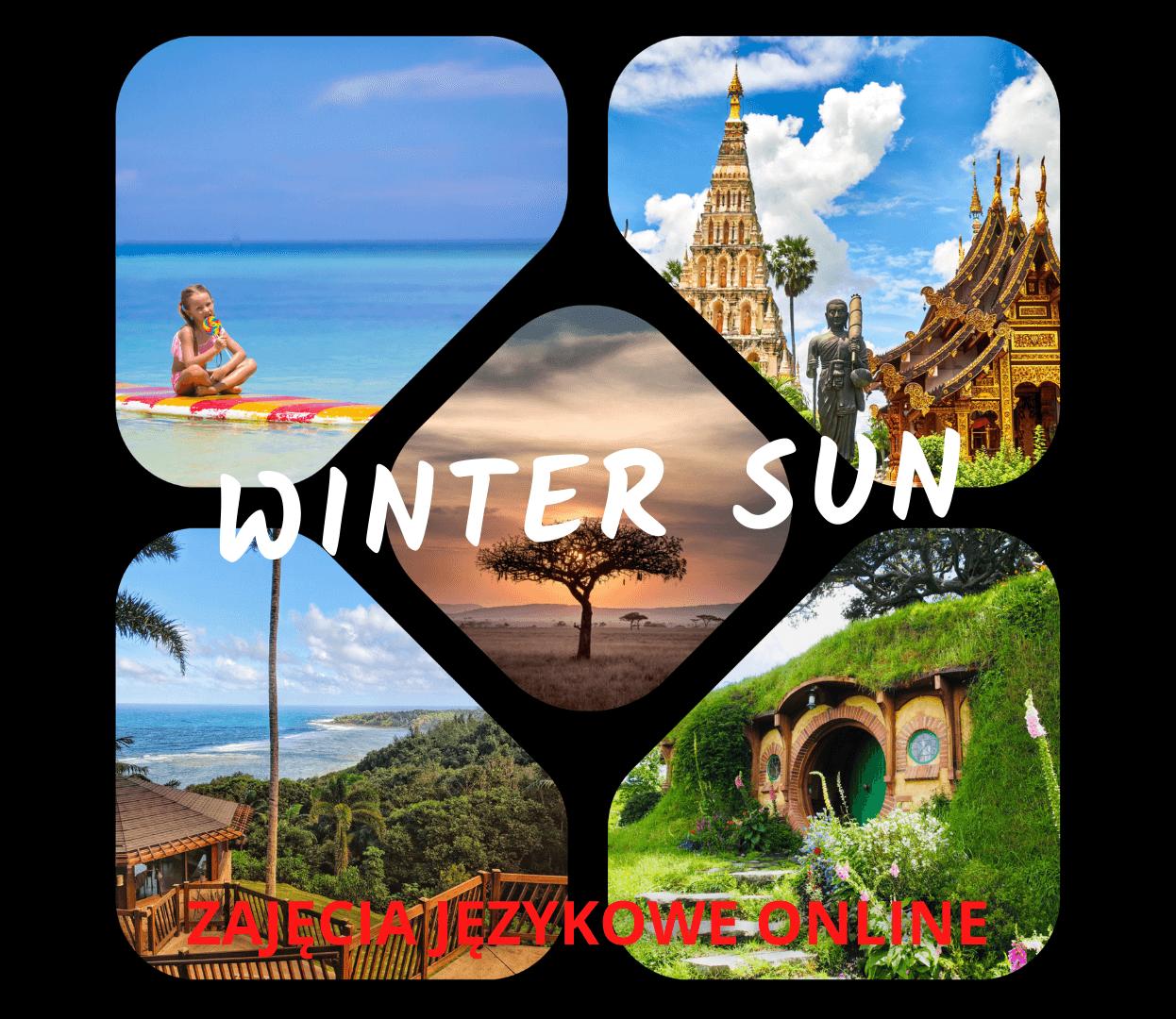 5 dni z native'ami! Hawaje, Nowa Zelandia, Australia, RPA i Tajlandia - zajęcia online