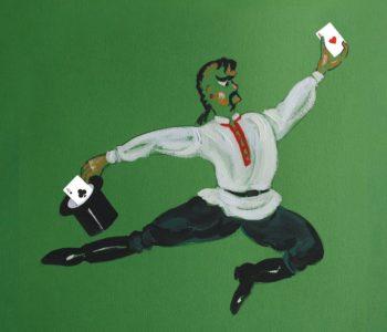 Balet Kozaki, czyli oszustwo ukarane. Premiera po latach online