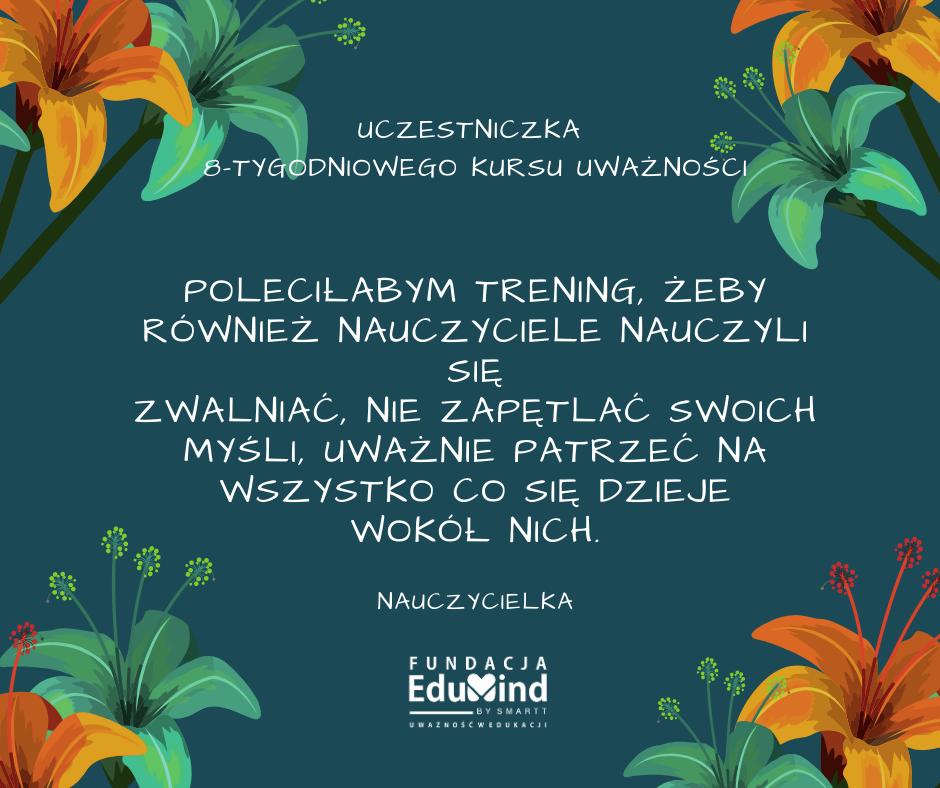 Fundacja EduMind - Uważność w Edukacji