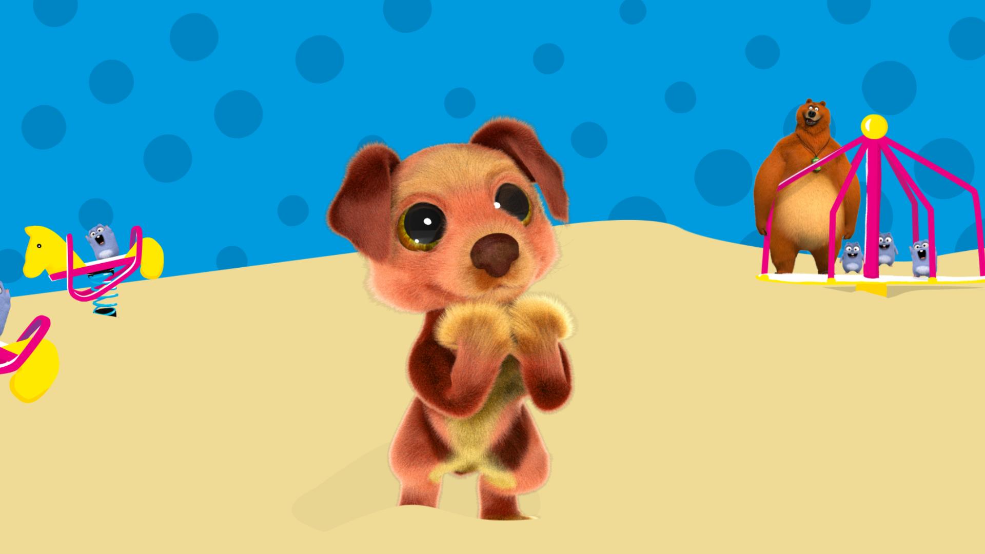 Wesołe zabawy dla przedszkolaków z piosenką Boomeranga!