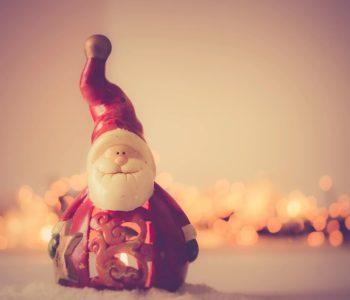 Mikołaj w przyłbicy - akcja charytatywna dla Wrocławskiego Hospicjum dla Dzieci
