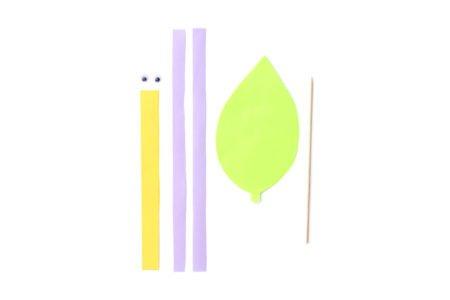 Ślimak z papieru jak zrobić DIY dla dzieci
