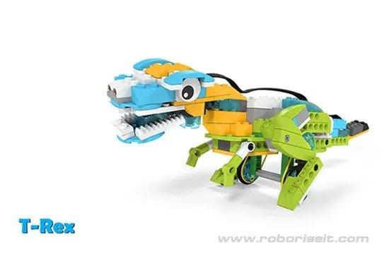 Park Dinozaurów - warsztaty robotyki dla dzieci 7+ lat NOWA SERIA