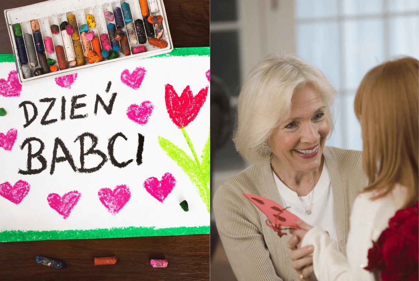 Zakładki dla babci, upominek DIY, zakładki do ksiązek do druku na Dzień Babci