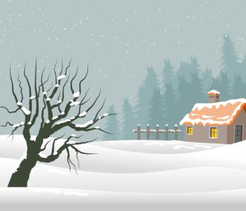 Zimowa bajka relaksacyjna dla dzieci, darmowe bajki do czytania na dobranoc