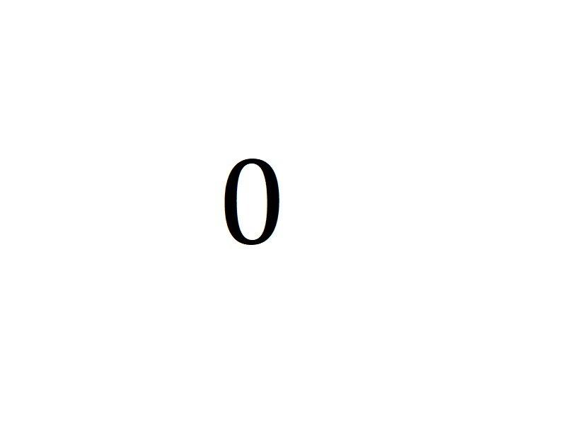 Jaka to cyfra? Quiz dla najmłodszych: Cyfry i liczby