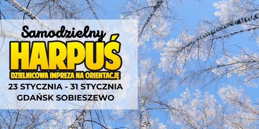 Samodzielny Harpuś - Dzielnicowa impreza na orientację: Sobieszewo