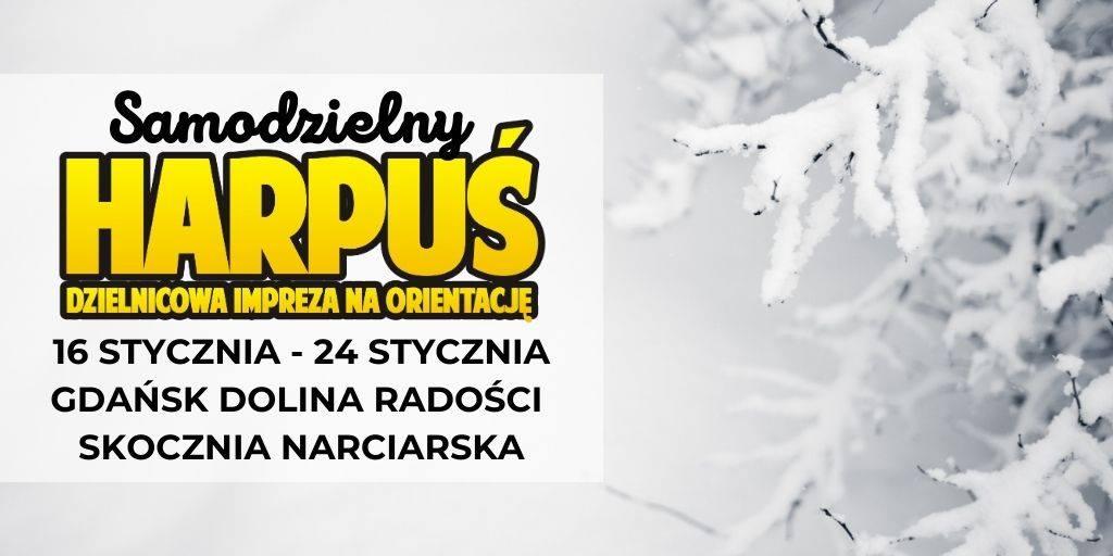Samodzielny Harpuś - Dzielnicowa impreza na orientację: Dolina Radości skocznia