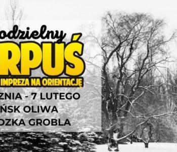Samodzielny Harpuś - Dzielnicowa impreza na orientację: Oliwa Szwedzka Grobla