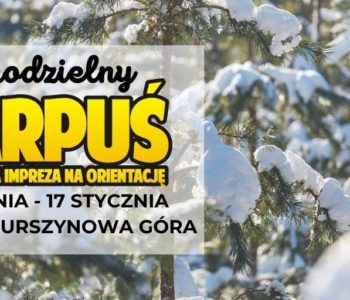 Samodzielny Harpuś - Dzielnicowa impreza na orientację: Bąkowo