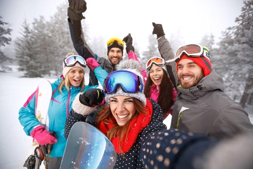 Rodzinny wyjazd na narty do Szwajcarii. Na turystów czeka ponad dwa i pół tysiąca apartamentów